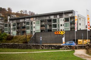 La construction de la Coop a été un projet win-win: pour l'enseigne, pour la commune et pour la population. (Photo: S. Sintz)